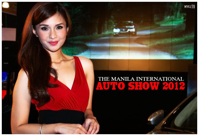 Manila International Auto Show 2012