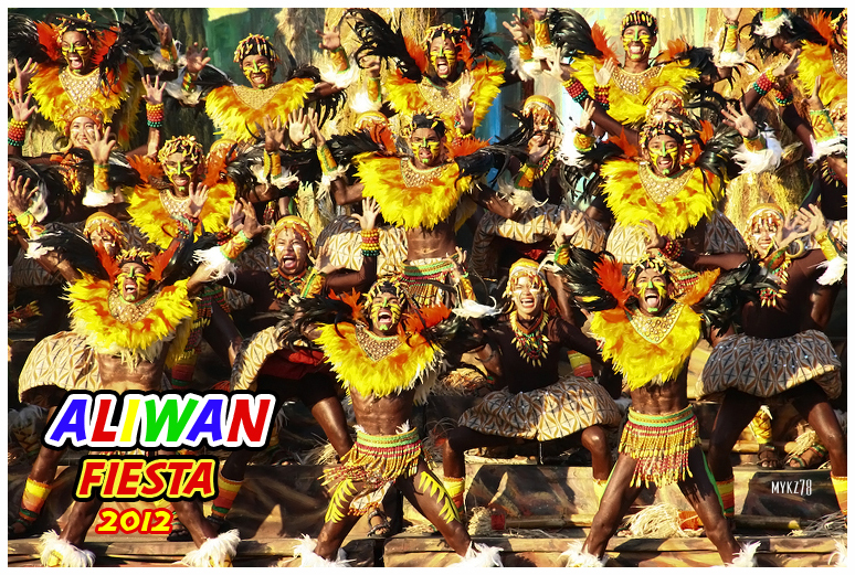 The Mother of All Fiestas, Aliwan Fiesta 2012